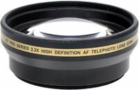 XIT Pro series 58mm 2.2x High Definition AF Telephoto Lens