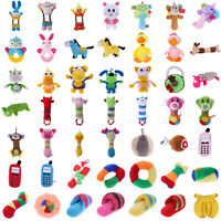 For Dog Cat Toy Play Funny Pet Puppy Chew Squeaker Squeaky Plush Sound Cute Toys