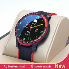 GW20 Reloj inteligente Bluetooth llamada ritmo cardíaco Monitor de oxígeno en la sangre Fitness Tracker
