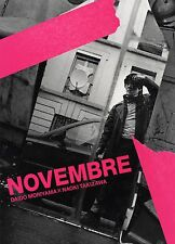 Daido Moriyama x Naoki Takizawa: Novembre [SIGNED]