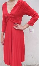 Liz Claiborne Red Dress Christmas NWT New With Tags Size 6