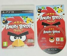 ANGRY BIRDS Trilogy PS3 19 Exclusive Levels Over 100 hrs of play - FAST FREE P&P