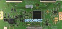 New original LG T-CON Board V14 TM120 UHD VER 0.6 6870C-0502C logic board 49 inc