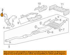 GM OEM Exhaust-Catalytic Converter & Pipe Seal 12609878