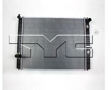 TYC 13078 Radiator Assy for Infiniti QX50/QX70 3.7L V6 2014-2016 Models