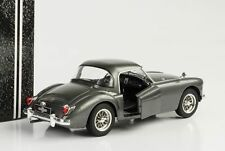 1957 MG MGA MKI A1500 closed grau metallic :18 Triple9 Diecast 1800161