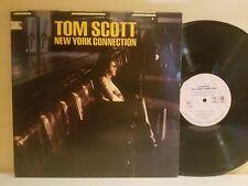 Tom Scott New York Connection LP 1975 ODE Records PE-34959 (VG+ Vinyl) 1st Press