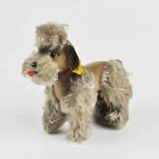 Steiff Snobby (5314) - Pudel - weiss - alt - Hund - dog poodle - 14cm