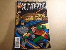 BATMAN AND ROBIN ADVENTURES #1 DC Comics 1995 VF/NM - Animated