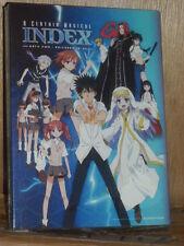 A Certain Magical Index: Part Two (DVD, 2012, 2-Disc Set)