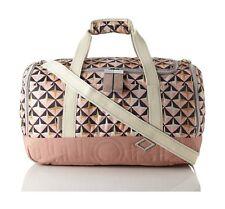 Oilily Charm Geometrical Weekender Mhz, Womens Cross-Body Bag, Pink (Rose), 2...