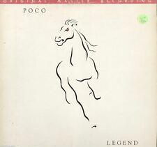 Poco Legend Original Master Recording Vinyl LP Record Album