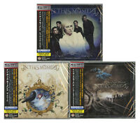 IN THIS MOMENT-LOT OF 3 CD-JAPAN CD SET 151