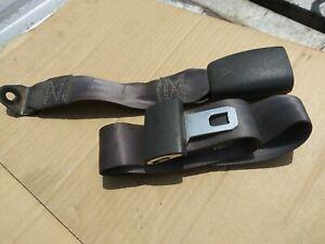 1998 Dodge Dakota SLT Club Cab Center Seat Belt And Latch Gray Fits 1997-2004