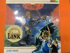 The Legend of Zelda Breath of the Wild Statue PVC LINK