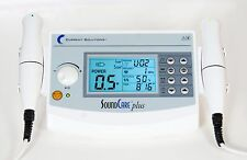 Current Solutions SoundCare Plus Professional Ultrasound Device w/ 1 cm & 5cm