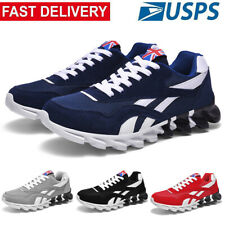 New listing Comfortable Men's Casual Running Shoes Athletic Tennis Outdoor Sneakers Non-slip