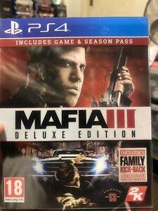 Mafia 3 DELUXE EDITION PS4 Game
