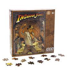 Disney Parks Indiana Jones Puzzle 1000 pcs New with Box