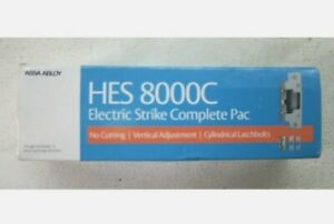 Assassin's A lot He's 8000c Electric Complete Pack For Cylindrical Lockets...