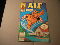 Alf #4 (Marvel, 1988) MID GRADE NEWSSTAND
