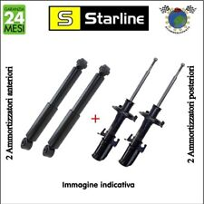 Kit ammortizzatori Ant+Post Starline ALFA ROMEO 156 ##u