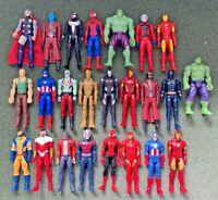 "Various 30cm/12"" Marvel Figures - Titan Hero Series - Multi Listing - Free P&P"