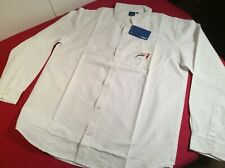 New listing formula 1 - FORCE INDIA Formula One Team White button down Shirt (XL)