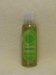 Sephora Micellar Cleansing Water 'Green Tea' Anti-Blemish 3.38oz Face & Eyes