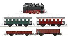 Roco 51244,Ensemble de train avec BR 80 avec Fumée,numérique,5 Wagen,off