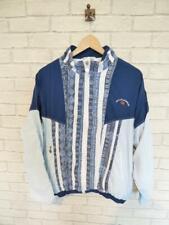 VTG Shell Suit Jacket Top Festival Tracksuit Windbreaker 80s/90s Medium #D5658