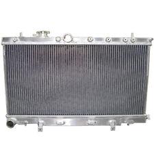 ALUMINUM DUAL CORE RADIATOR FOR SUBARU WRX 02-07