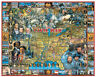 White Mountain Puzzles Civil War - 1000 Piece Jigsaw Puzzle