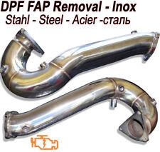 Downpipe DPF FAP Suppression AUDI A6 C7 4 G 3.0 TDI quattro 204 211 245 BHP VA3