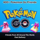 Pokemon Go 400+ Friends - Remote Raid Invites and Daily Gifts - XP Farming