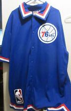 Philadelphia 76ers jacket size 56 Mitchell & Ness