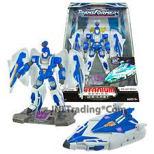 "Year 2006 Hasbro Transformers Titanium Die-Cast 6"" Figure Decepticon SCOURGE"