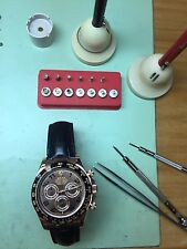 REPAIR ROLEX WATCHES  BY   ROLEX FACTORY  WATCHMAKER