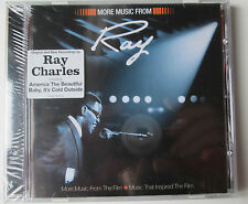 # RAY CHARLES - MORE MUSIC FROM THE FILM -    CD NUOVO SIGILLATO -