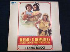 FLAVIO BOCCI REMO E ROMOLO 1976 Italy OST LP Gabriella Ferri Unplayed