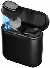 TWS Wireless Bluetooth Earbuds, AIZBO D06 Bluetooth 5.0 Wireless iOS Android