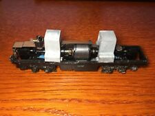 ATHEARN EARLY GEARED NON-FLYWHEEL POWERED DIESEL LOCOMOTIVE CHASSIS VINTAGE HO