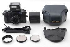 [Near MINT+++] Contax G2 BLACK 35mm Film Camera + 28mm f/2.8 Lens & TLA200 JAPAN