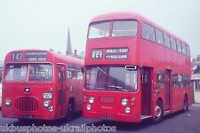 MIDLAND RED SHA869G 6x4 Bus Photo