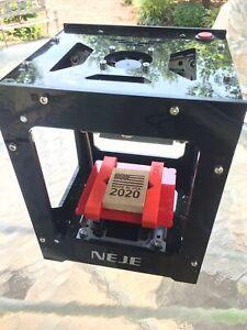 NEJE Laser Engraver Material Clamp Set Fixture