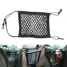 Car Universal Storage Net Auto Sundries Double Layer Storage Elastic String Bag