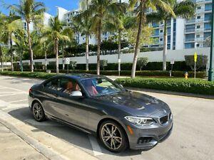 2017 BMW 2-Series M240i Manual