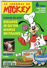 LE JOURNAL DE MICKEY n°2260 ¤ 1995 ¤ LE SUMO A PARIS/YOURI DJORKAEFF