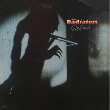 "THE RADIATORS ""GHOSTOWN 40th ANNIVERSARY EDITION CLEAR VINYL"" GARAGE / PUNK LP"