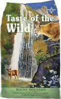 Taste Of The Wild Grain Free Smoked Salmon Feline Diet 5 lbs